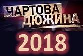 Чартова дюжина 2018 награждение